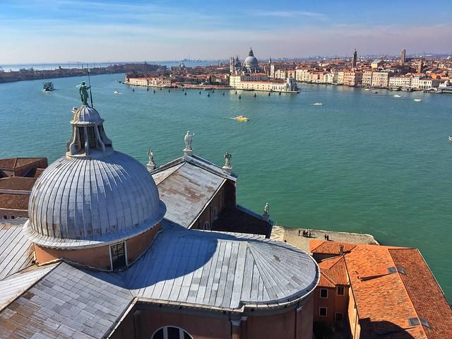 ¿Cuáles son las mejores vistas de Venecia?