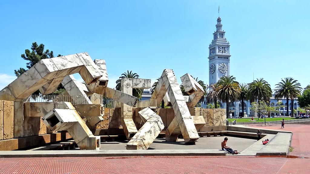 California-06356 - Vaillancourt Fountain | PLEASE, NO ...