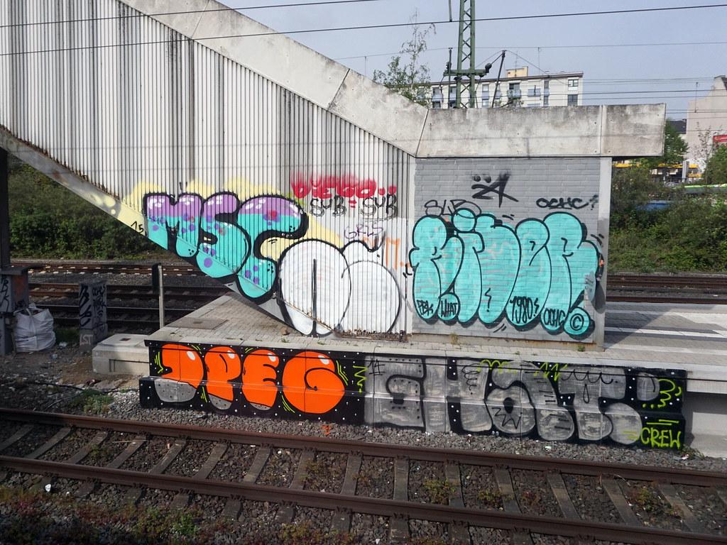 graffiti in düsseldorf 2015 artist s msc neu rider jpeg flickr