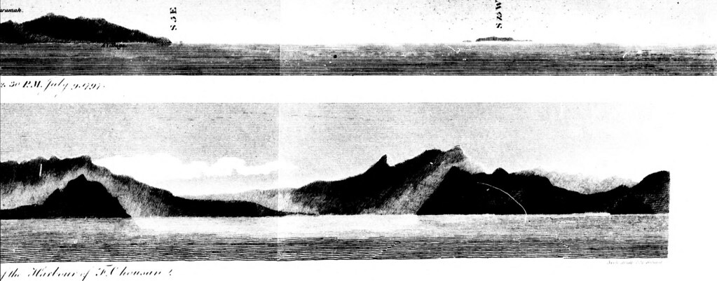 Image From Page 308 Of A Voyage Discovery To The North Pacific Ocean