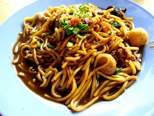 Grace Cafe Foochow fried noodles 1
