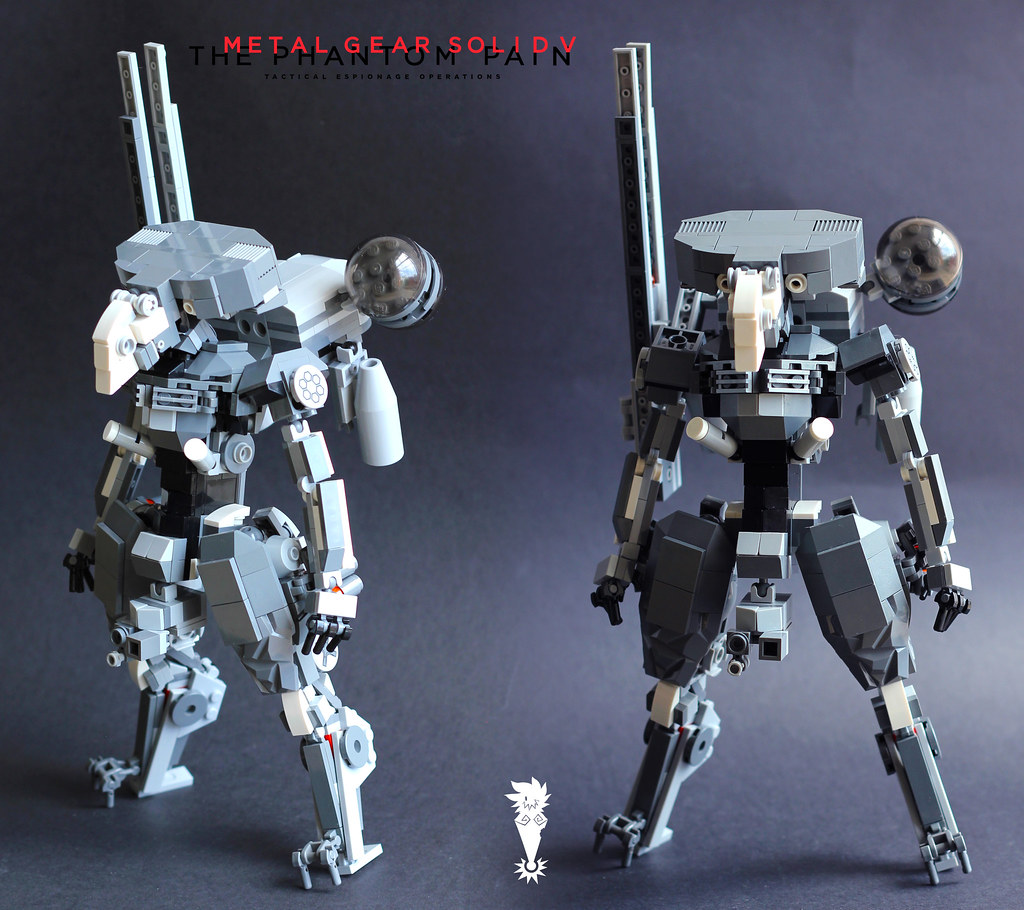Metal Gear Sahelanthropus V2