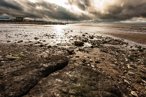Storm brewing in Hunstanton | by gcman105
