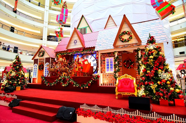 Santa's Village in Suria KLCC