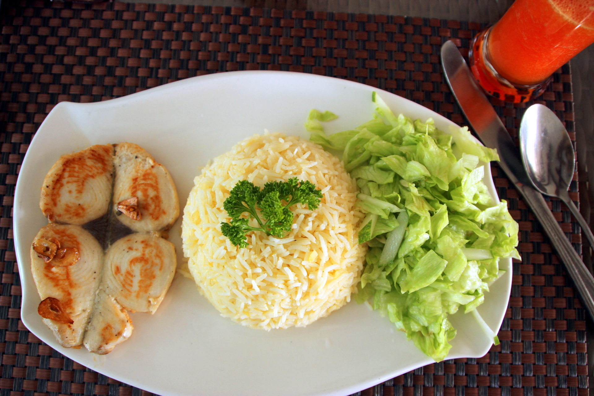 Maldiives food