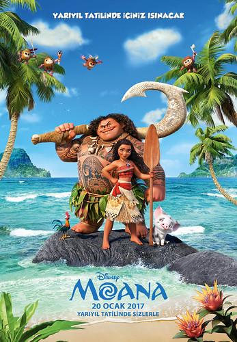 Moana (2017)