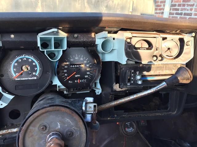 Dash maintenance  32446615732_0c9e85c519_z