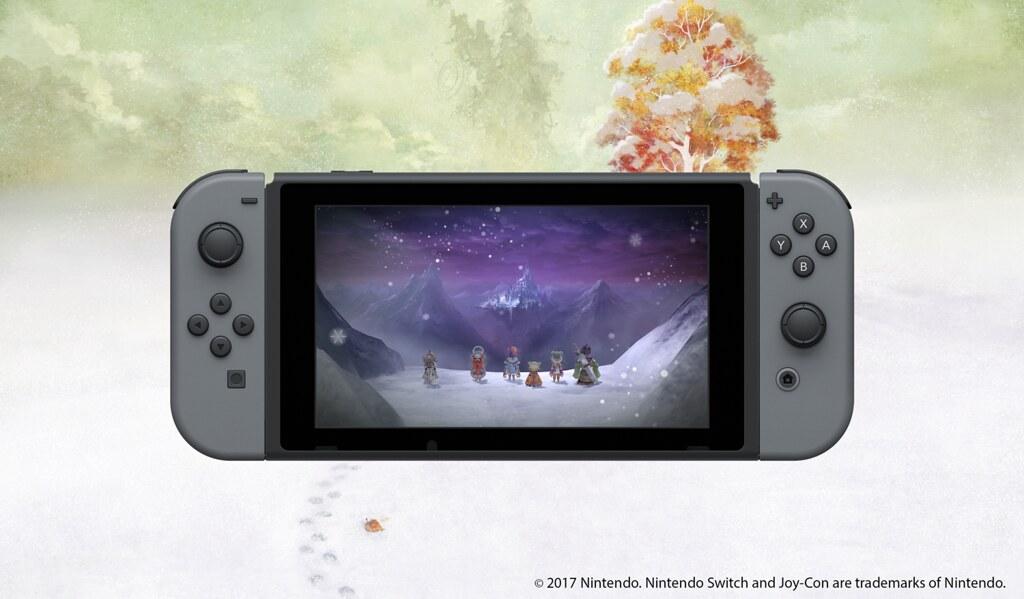 I Am Setsuna Switch Release