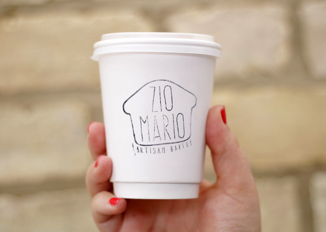 Dairy Free Coffee By Cambridge Station – Zio Mario