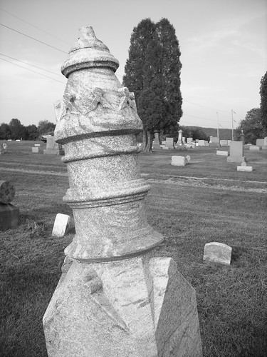 Evans City Cemetary | by planetschwa