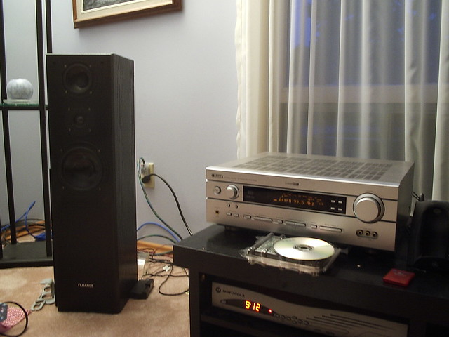 Yamaha Receiver Speakers Level Is Less Than Db