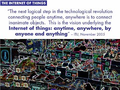 internet of things (ITU description) | by lynetter