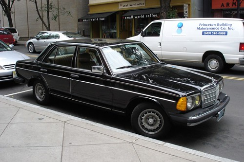 mercedes w123 turbodiesel ifranz flickr. Black Bedroom Furniture Sets. Home Design Ideas