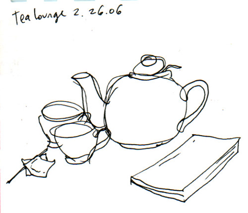teapot two | by arievergreen