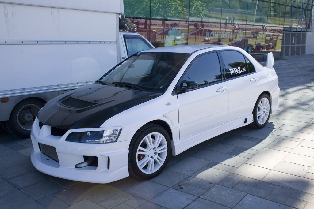 2004 mitsubishi lancer ralliart sedan 2 4l manual