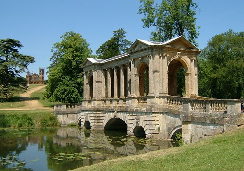 Stowe Landscape Gardens | The Palladian Bridge and the ...