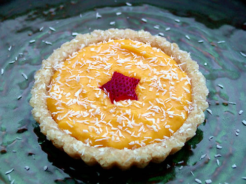 Mango Macadamia Coconut Pie - Raw Vegan | I had a left over ...