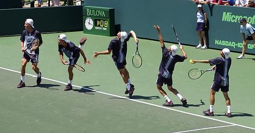 raquette de tennis de djokovic