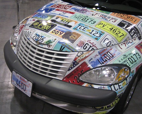 PT Cruiser  - License Plate Covered | by MR38