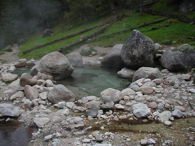 Jerry Johnson Hot Springs Jerry Johnson Hot Springs In