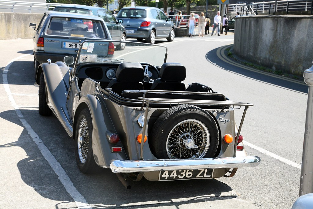 Malvern Classic Car Historic Commercial And Mini Show