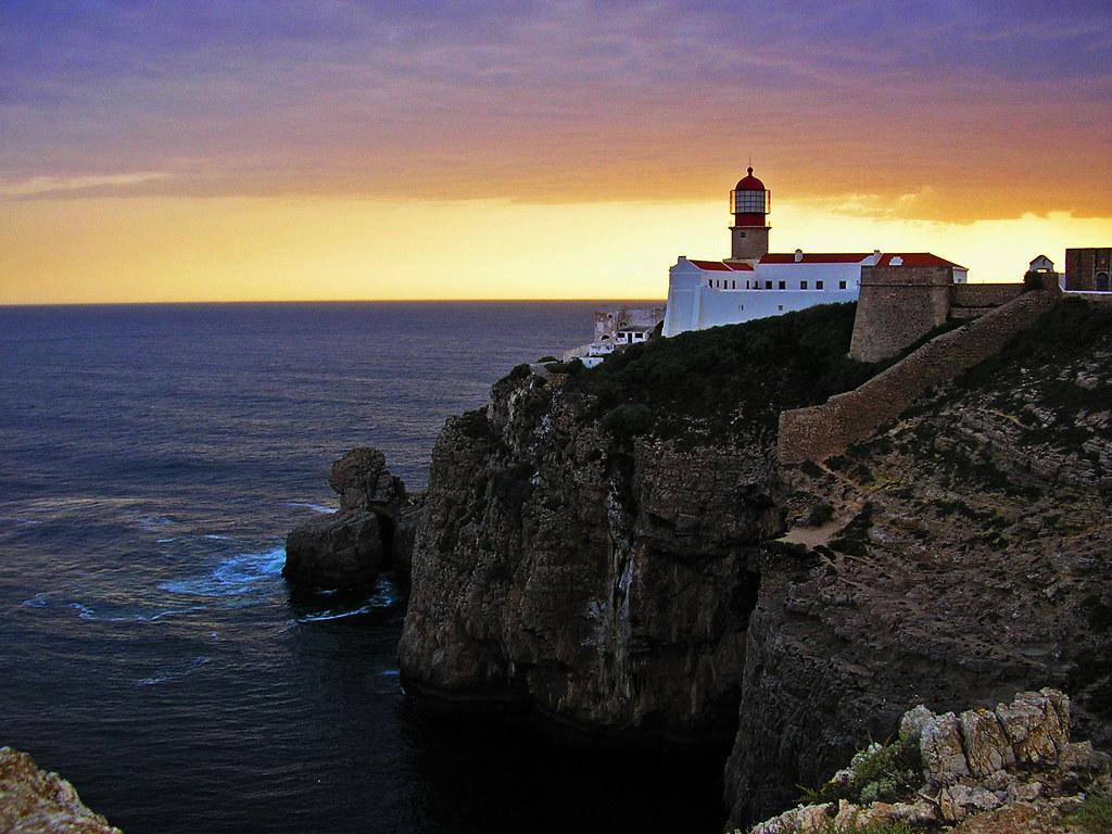 16 faro del cabo de san vicente portugal africa mayi reyes flickr - Cabo san vicente portugal ...