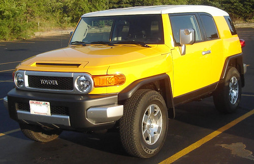 Yellow Toyota Hummer Why Would Anyone Buy A Hummer Now
