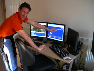 Home stock trading setup | by Lars Plougmann
