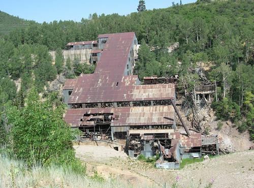 Deserted Silver Mine Deserted Silver Mine Near Park City