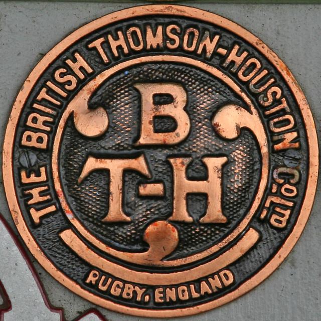 The British Thomson Houston Co Ltd Rugby Leo Reynolds