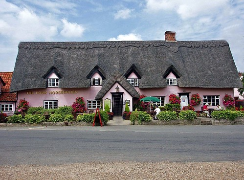The Four Horseshoes, EYE, Suffolk, England | by saxonfenken