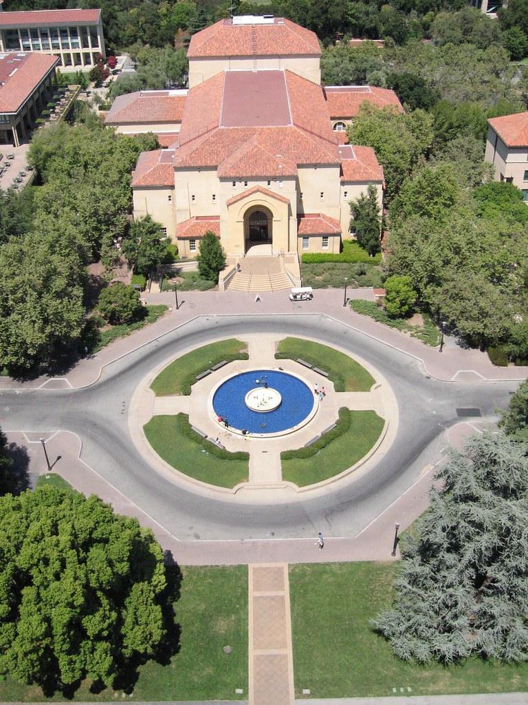 visit ikes stanford university campus