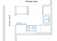 kitchen plans | by not martha