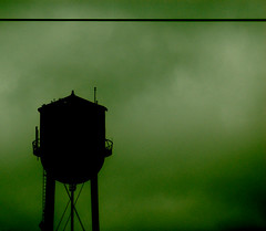 the water tower | by tgbusill