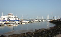 Lymington harbour