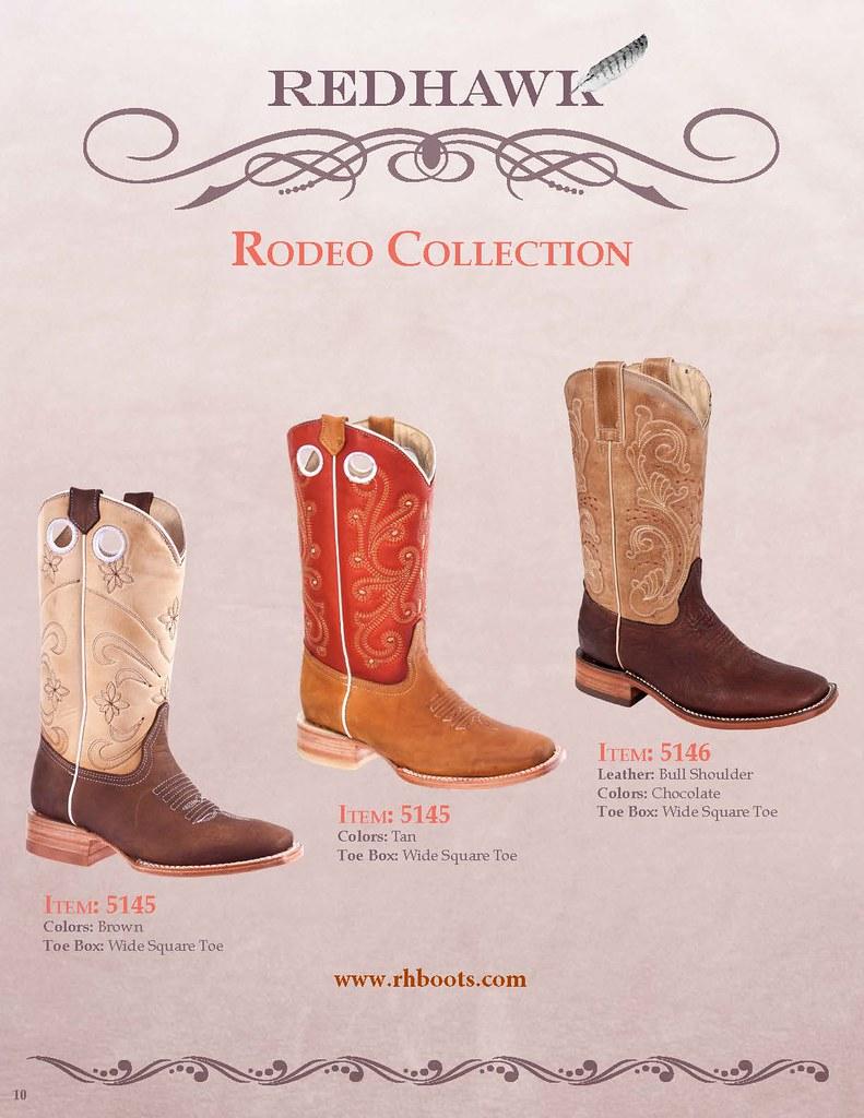 Red Hawk Boots Amor Sales Botas Vaqueras De Mujer Za Flickr
