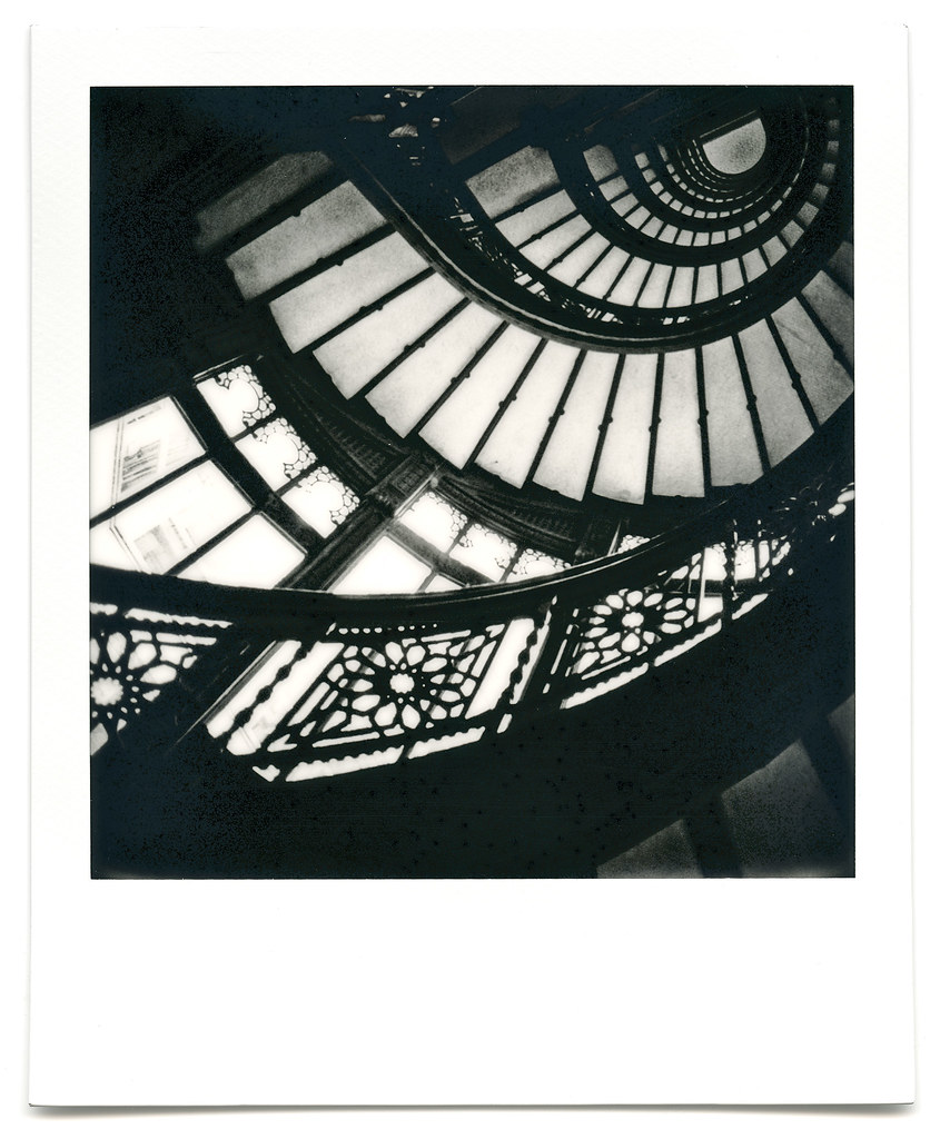 By Eyetwist Looking Up. Chicago, Il. 1997. | By Eyetwist