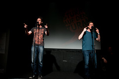 Harry & Jakob, Jakob Nacken, Harry Kienzler, Team Poetry Slam, Wien