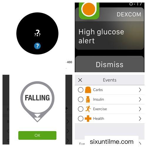 First Impressions: Dexcom G5 Mobile  | Six Until Me – diabetes blog