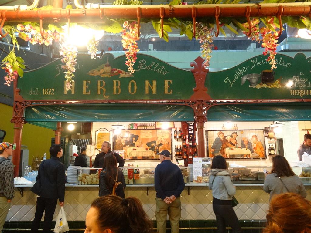 Da Nerbone, Mercato Centrale, Florence