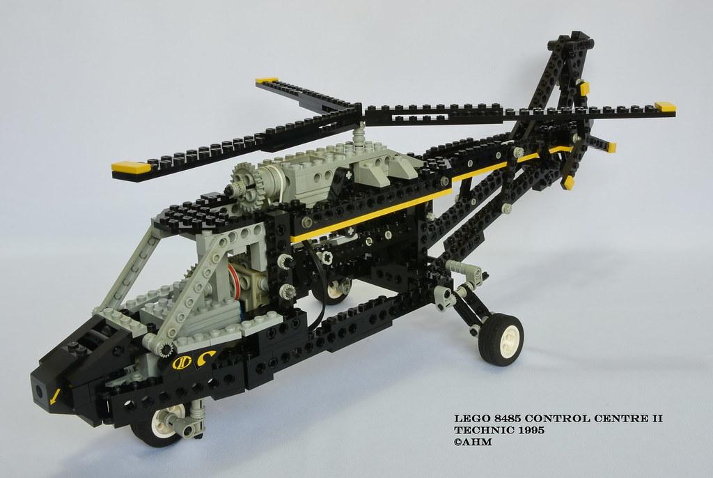 ... LEGO 8485 Control Centre II   by KatanaZ
