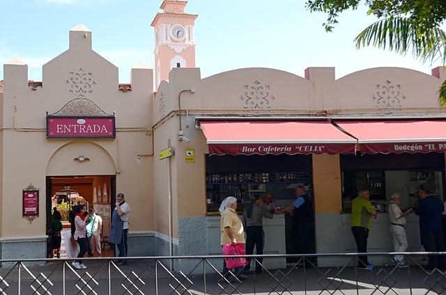 Tapas bars, La Recova, Mercado Nuestra Señora de Africa, Santa Cruz, Tenerife
