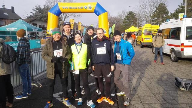 dimedis beim Staffellauf in Pulheim 2017