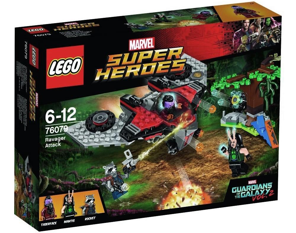 LEGO Marvel Super Heroes 76079 - Ravager Attack