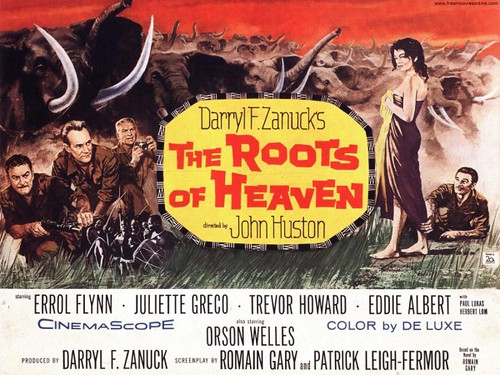 The Roots of Heaven - Poster 1