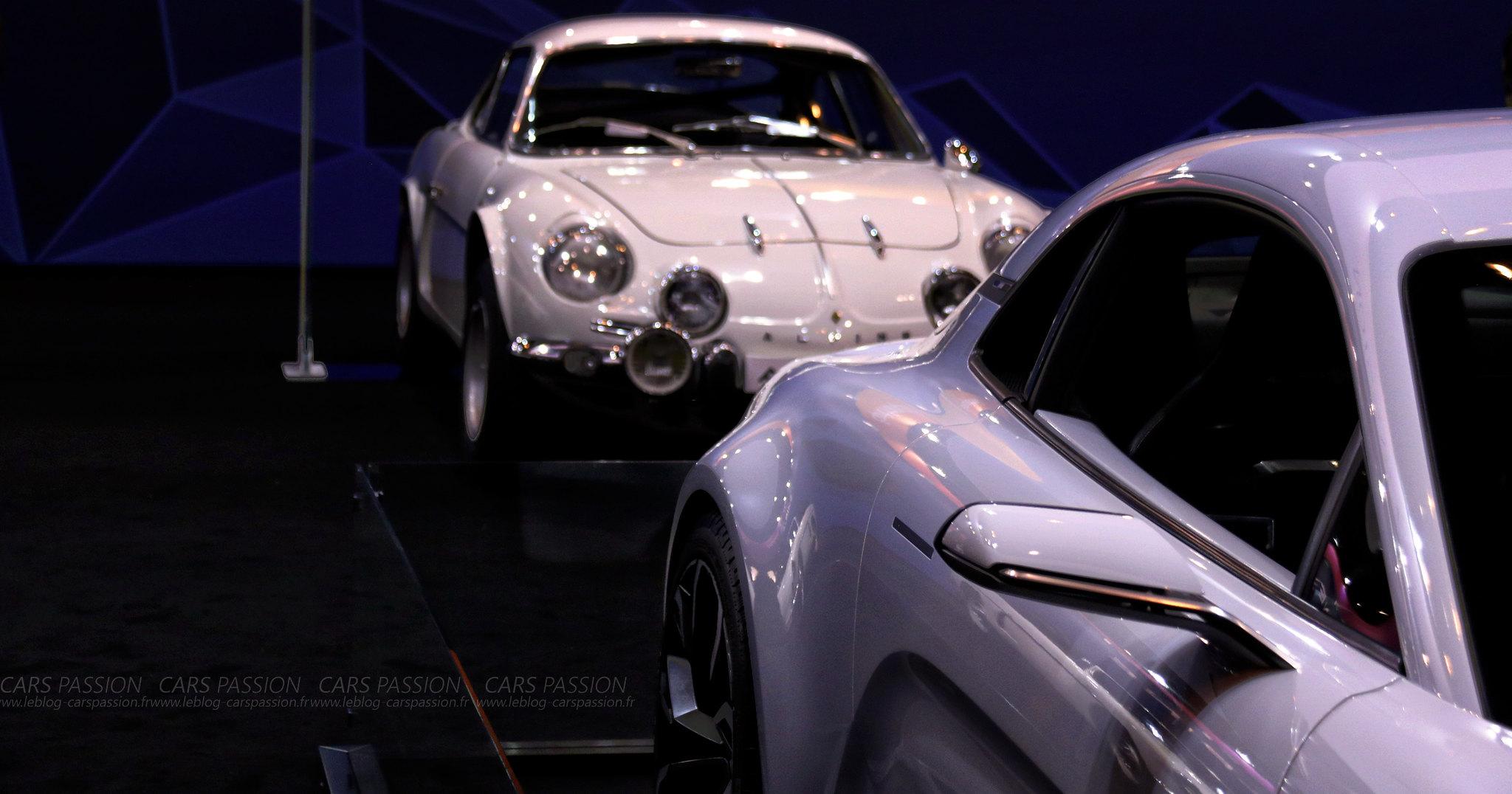 Rétromobile Paris 2017 avec Cyril pour Cars Passion