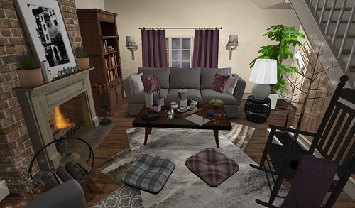 Park Place_Swank overview | by Hidden Gems in Second Life (Interior Designer)