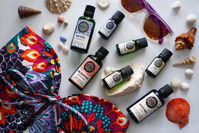 FAVORI Refreshing Aroma Oils