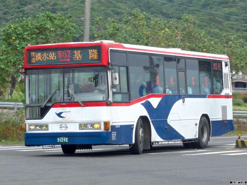 ... 淡水客運862 912-FE 20130814 | by 凡言之風