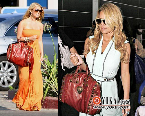 Jessica Simpson20 fashion handbags play 4